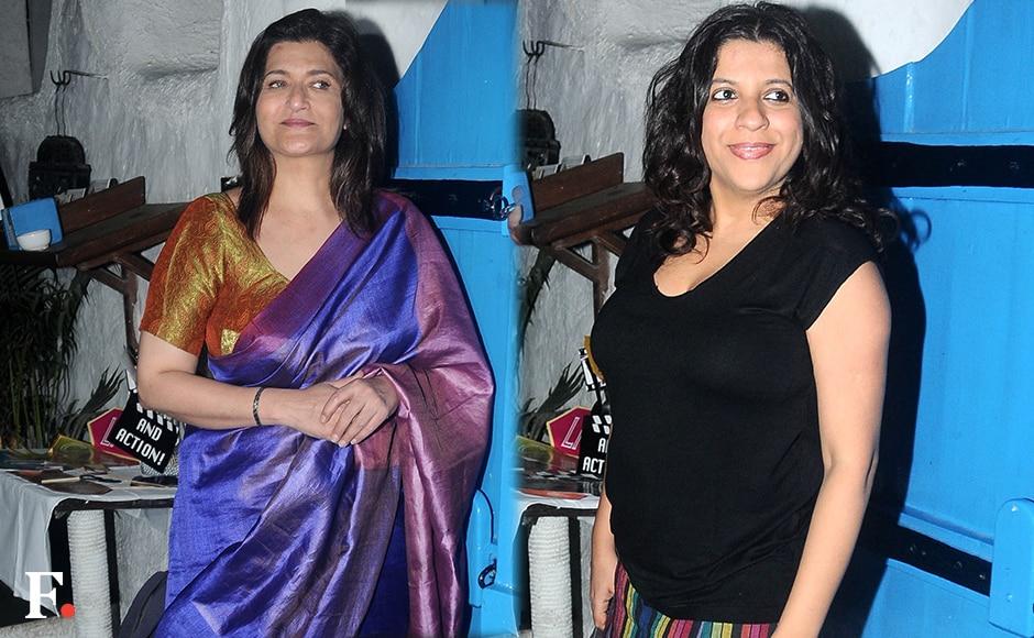 Sarika & Zoya Akhtar.Sachin Gokhale/firstpost