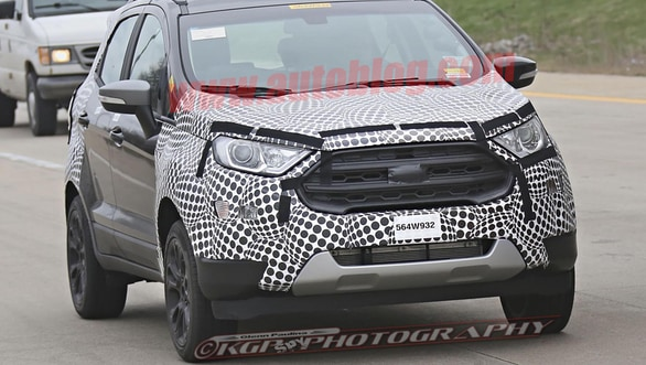 Latest News On 2017 Ford Ecosport India