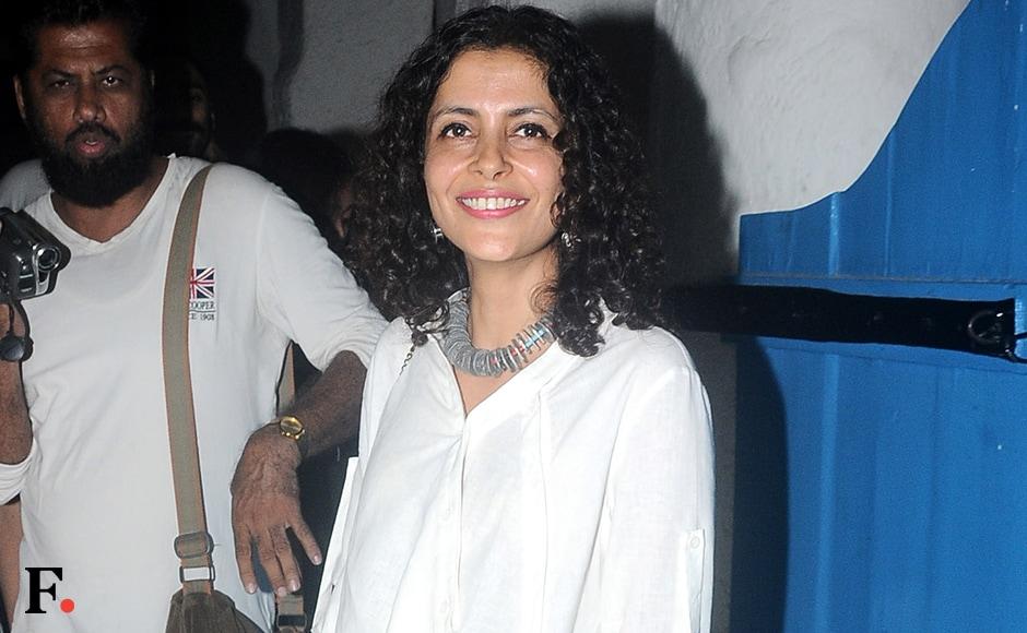Director of 'Baar Baar Dekho' Nitya-Mehra.Sachin Gokhale/firstpost