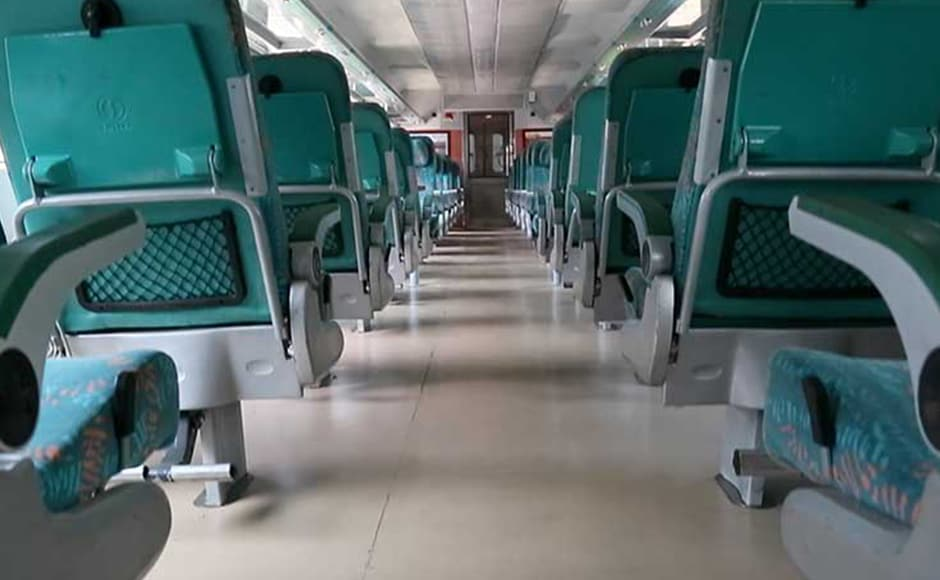 Gatimaan Express is India's first semi-high speed train. The train will run on Delhi-Agra route at the speed of 160 km/hour and will cover 184 kms in 105-110 minutes. The train has many special features making the journey passenger-friendly (IBNLive)