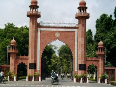 A file photo of AMU. News 18