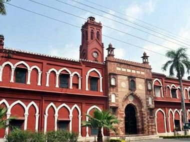 The rise of burqas at Aligarh Muslim University (AMU) has led to the demand for separate reading rooms at the library. Image courtesy: University website
