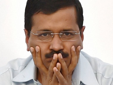 A file photo of Arvind Kejriwal. PTI