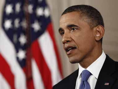 US President Barack Obama said Prince was one of the most prolific artists. AP