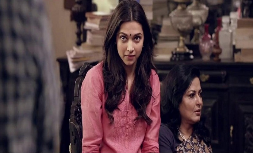 'Bezubaan' from Piku, composed by Anupam Roy. Screen grab from YouTube