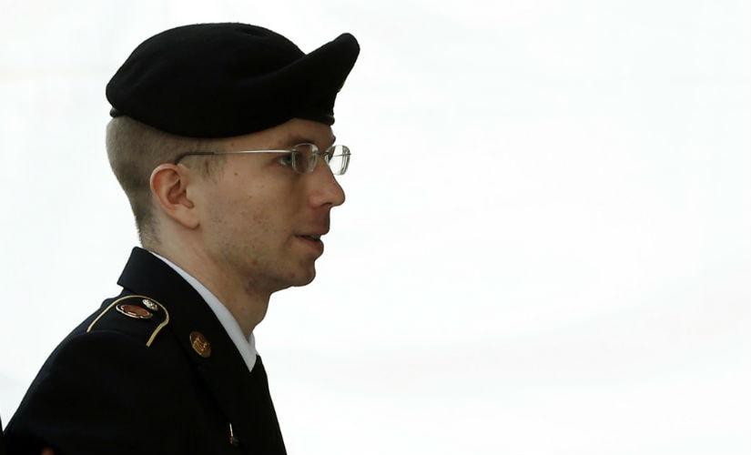 Chelsea Manning. Reuters