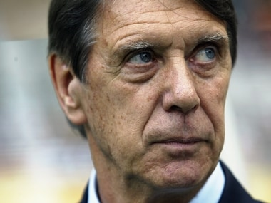 Italy coach and AC Milan defender Cesare Maldini passed away, aged 84. Getty