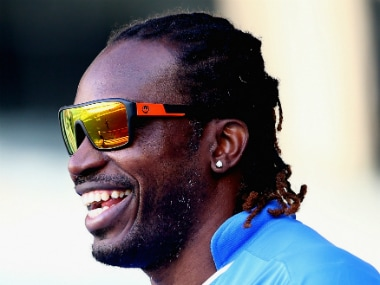 File image of West Indies' Chris Gayle. Getty Images