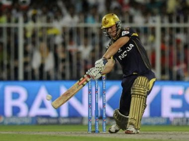 IPL 2018: Kolkata Knight Riders' Chris Lynn to undergo scans on dislocated shoulder, ruled out of Pakistan Super League