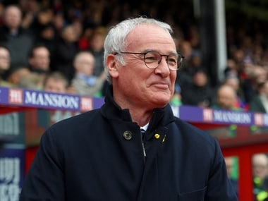 Leicester City manager Claudio Ranieri. Getty Images