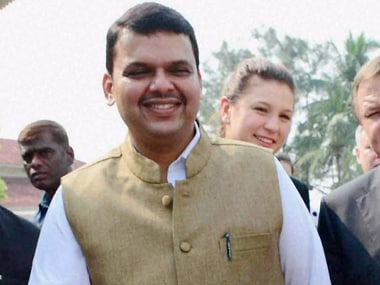 Devendra Fadnavis. File photo. PTI