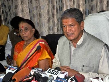 Harish Rawat. File photo. PTI
