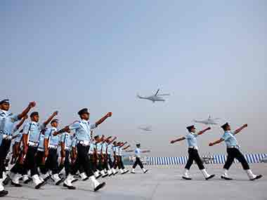 File photo of the Indian Air Force. Reuters