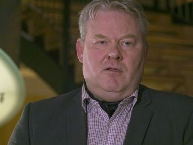 Iceland's Fisheries and Agriculture Minister Sigurdur Ingi Johannsson is now Iceland's new PM. AP