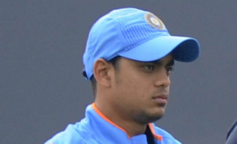 Ishan Kishan captained India U-19 to the final of the U-19 World Cup earlier this year. Getty Images