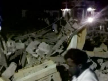 A file photo of the Kollam tragedy. AP