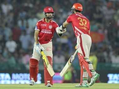 File photo of Manan Vohra of the Kings XI Punjab. BCCI