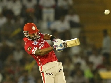 File photo of newly-appointed KXIP skipper Murali Vijay. Sportzpics/IPL
