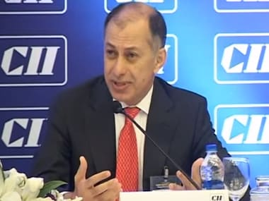 Naushad Forbes. Screengrab from YouTube
