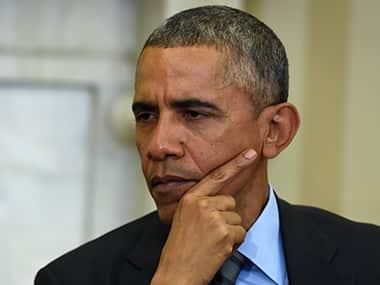 US President Barack Obama. AP