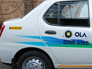 New offering from Ola. Reuters