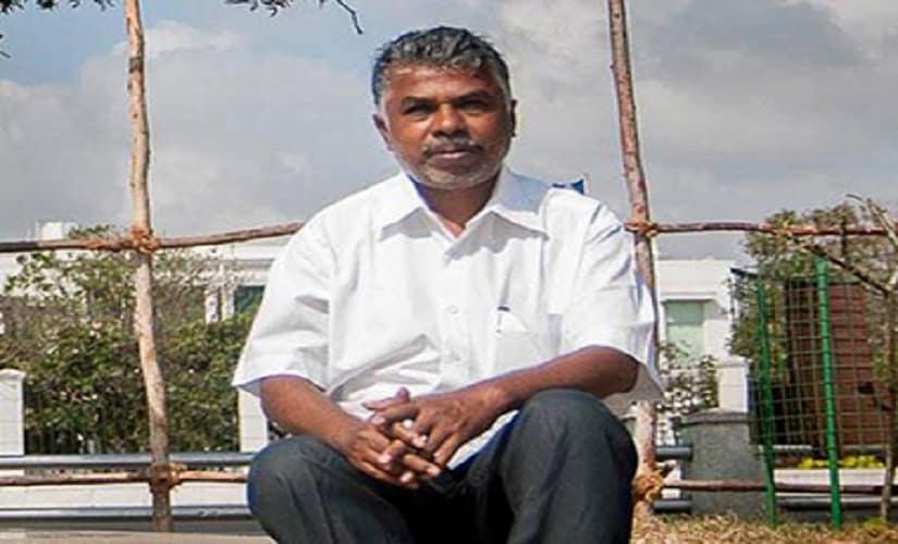 Author Perumal Murugan. Image from Facebook