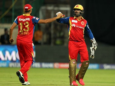 Royal Challengers Bangalore will sport a new home and away jersey this season. BCCI