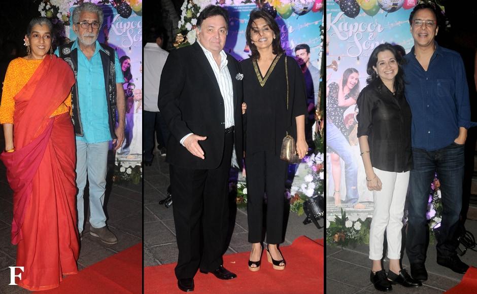 Ratna-Pathak-Naseeruddin,-Rishi-Neetu-Kapoor,-Anupama-&-Vidhu-Chopra