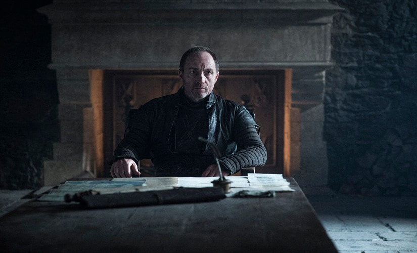Roose Bolton. Game of Thrones, HBO and related service marks are the property of Home Box office, Inc. All rights reserved