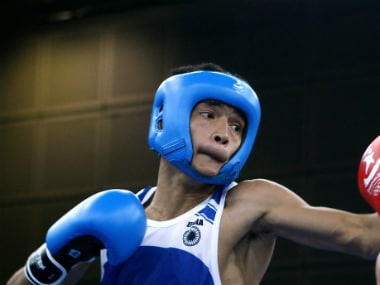 Shiva Thapa is currently the only Indian boxer to have qualified for the Rio Olympics 2016. Getty Images