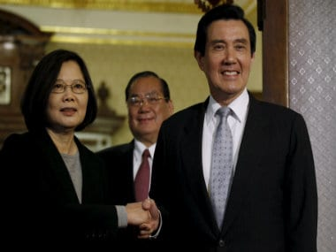 Relations with China to be based on democratic principles, says Taiwan president-elect