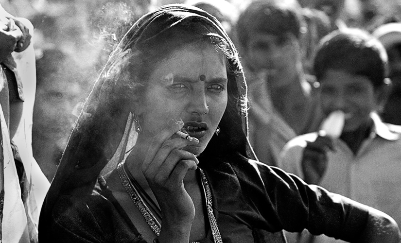 The Stare, 1999. Image by Sudhir Kasliwal