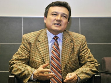 World Uyghur Congress leader Dolkun Isa. Getty images