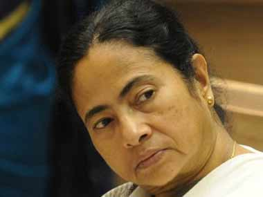 File photo of Mamata Banerjee. AFP