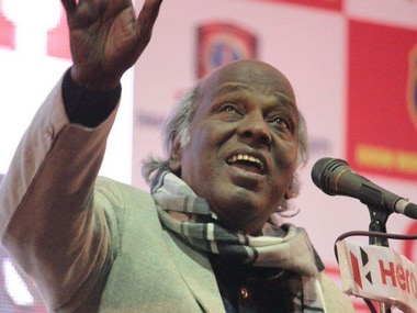 A file photo of Rahat Indori. Twitter @rahatindori