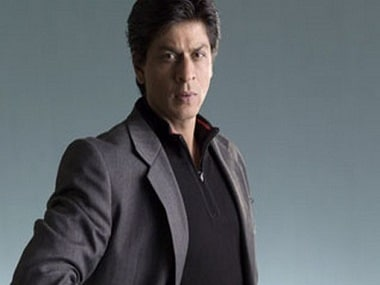 Shah Rukh Khan. Image from IBNlive