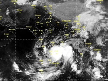 Image courtesy - IMD
