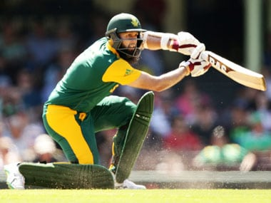 Hashim Amla. Getty