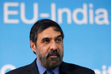 Congress leader Anand Sharma. Reuters