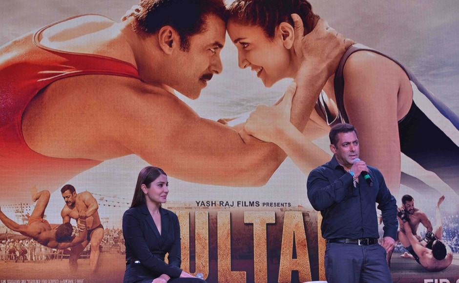 Salman spoke about how tough it had been to shoot for the film.