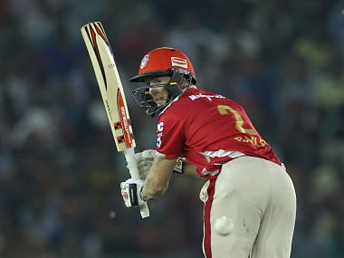George Bailey has captained Kings XI Punjab in the IPL before. BCCI
