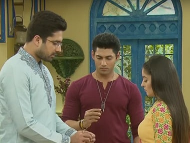 A still from Balika Vadhu. Screengrab from YouTube