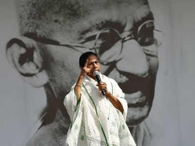 Mamata Banerjee said the swearing-in ceremony would be open to the common people. Reuters