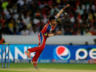 File picture of Yuzvendra Chahal. BCCI