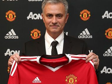 José Mourinho is a red. Manchester United