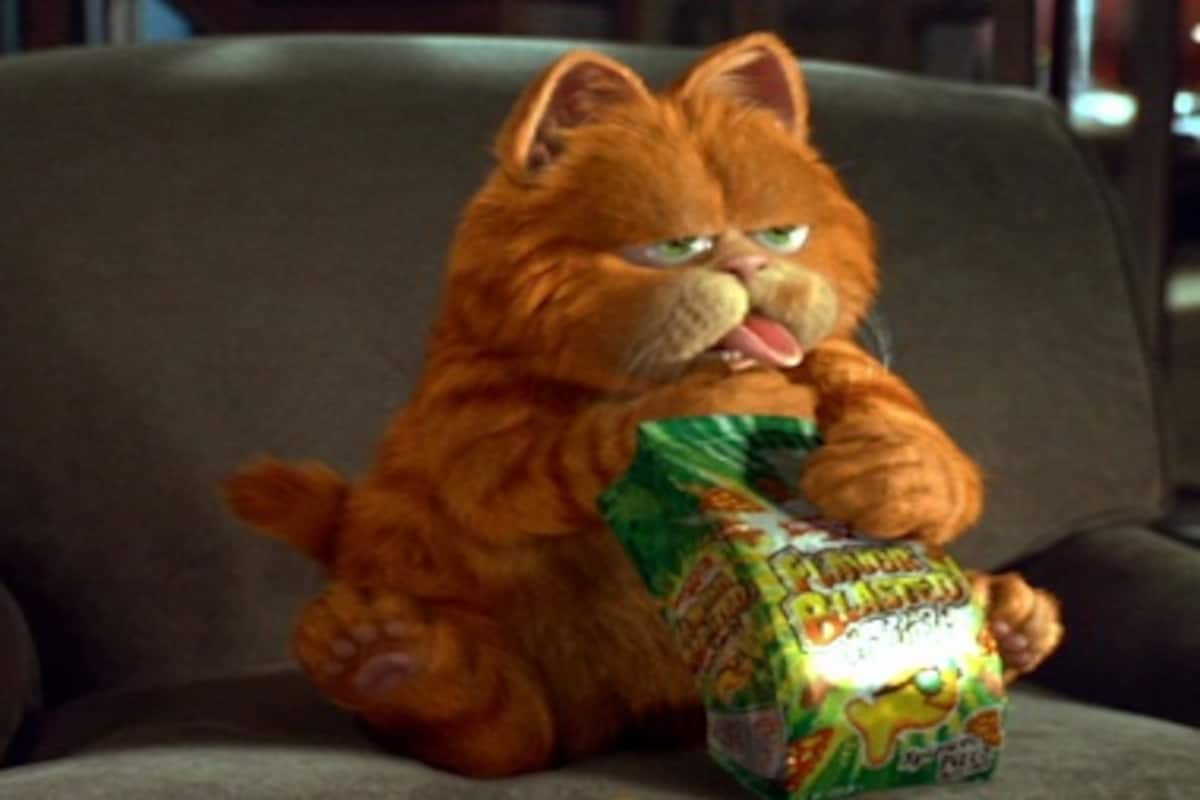 Getting Kitty With It A New Garfield Animated Movie Is In The Works Entertainment News Firstpost