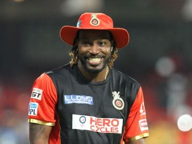 Chris Gayle is back for Royal Challengers Bangalore. SportzPics