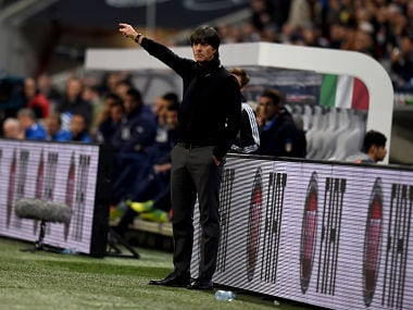 Germany coach Joachim Loew. Getty Images