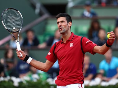 Djokovic could be the first to earn $100 million in prize money. Getty images