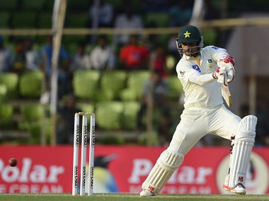 Pakistan cricketer Muhammad Hafeez. AFP